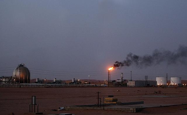 Más negro que el  petróleo