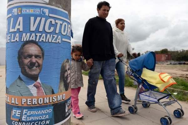 La Matanza, el distrito que marca las elecciones en Argentina