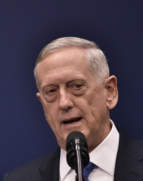 """Habrá """"masiva respuesta militar"""" si Norcorea ataca: Pentágono"""
