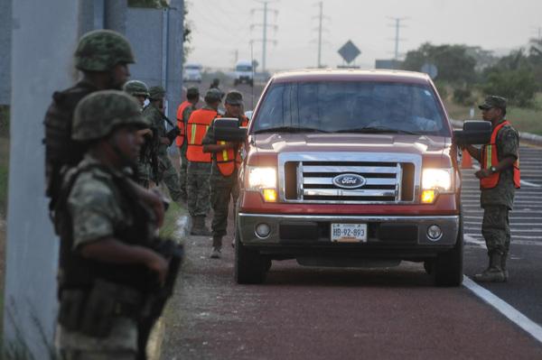 Priva lógica de guerra en legislación de Seguridad Interior