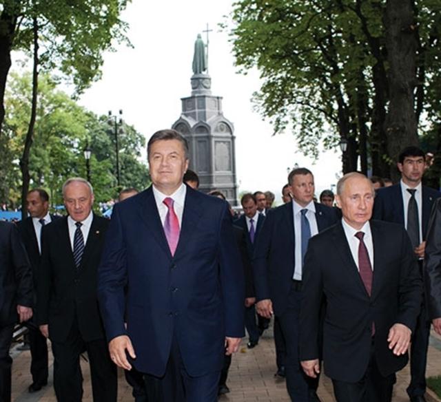 Seducción a la Putin