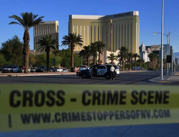 Guardia de Las Vegas, aclamado como un héroe, no aparece