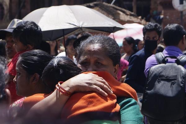 Nepal sufre nuevo sismo de 7.3 grados
