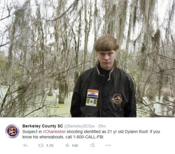 Arrestan a culpable de asesinatos en iglesia de Charleston