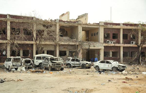 Ataque de EE.UU. en Somalia deja más de 100 islamistas muertos