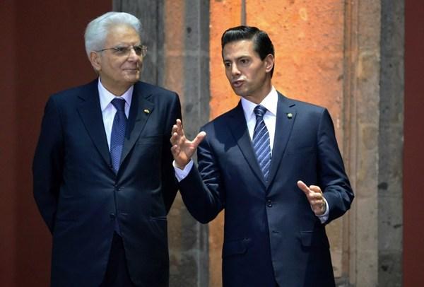 México e Italia fortalecen relación en materia energética