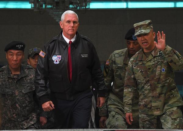 EE.UU. pide a Norcorea no poner a prueba a sus fuerzas armadas