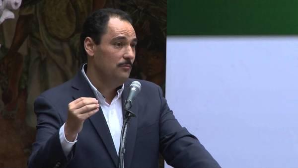 Confirma TEPJF sanción a Martín del Campo