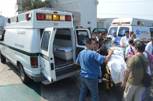 Incendio en asilo que mató a 17 ancianos fue intencional: peritaje