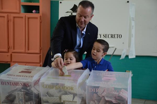 Aventaja PAN en Tamaulipas en conteo preliminar