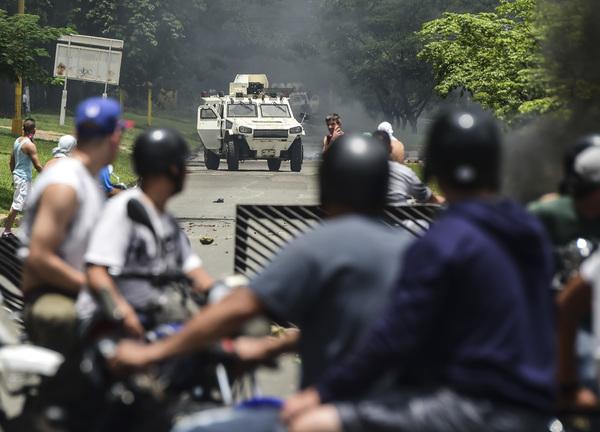 ONU denuncia uso sistemático de fuerza y torturas durante protestas en Venezuela
