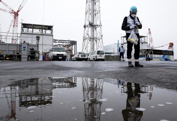 Desechos de Fukushima serán vertidos al océano