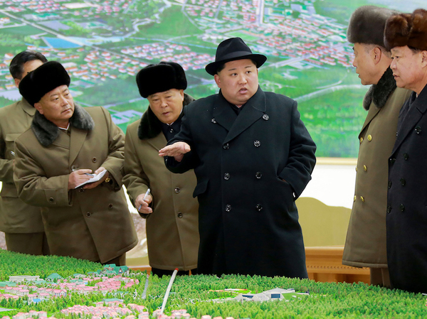 """Norcorea aspira a ser """"la potencia nuclear más fuerte del mundo"""""""