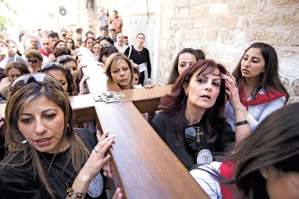 Cristianos en Oriente Medio: el nuevo éxodo