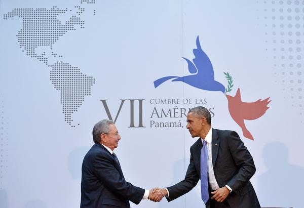 15 frases del diálogo entre Obama y Castro en Cumbre de las Américas