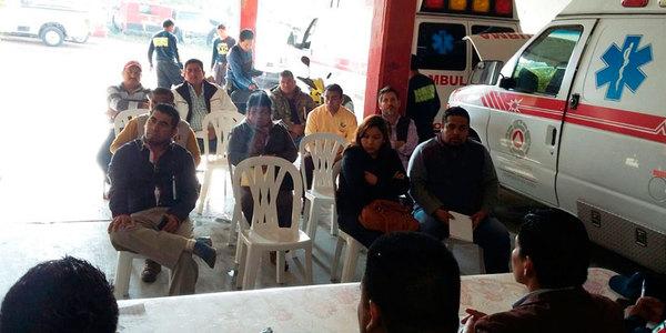 Ponen reglas para el gas en Ixmiquilpan