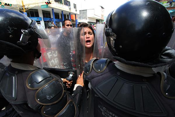 Venezuela, el país peor evaluado  en Estado de Derecho