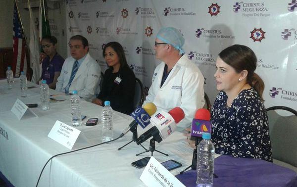 Realiza Christus Muguerza 45 cirugías de labio y/o paladar hendido