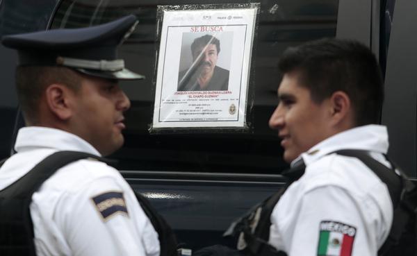 """Aún prófugo, el """"Chapo"""" obtiene amparo Vs extradición a EE.UU"""