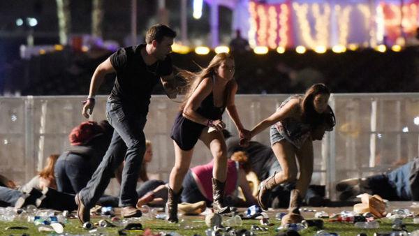 Víctimas de Las Vegas son amenazadas de muerte