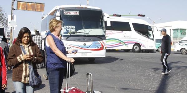 Incrementan de 1 a 14 pesos tarifas en transporte público