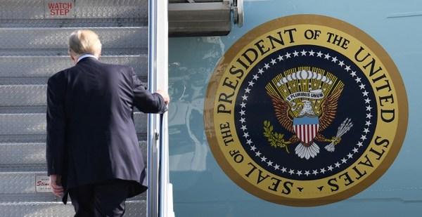 Trump viaja a Seúl en medio de tensiones con Pyongyang