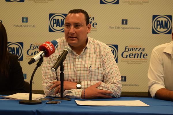 Asegura Paulo Martínez reelección en el PAN
