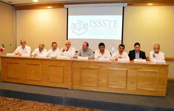 Intercambiarán servicios de salud ISSSTE y Estado