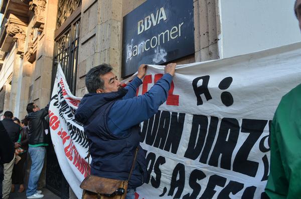 Congelan cuentas bancarias de líderes de la CNTE en Oaxaca