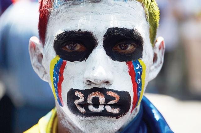 Venezuela: crisis política y militarismo autoritario
