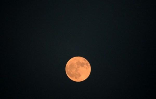 Súper Luna el 14 de noviembre