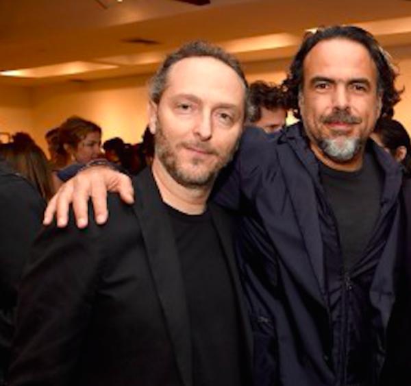 Iñárritu y Lubezki abordan drama fronterizo en realidad virtual