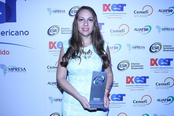 Toka Internacional es distinguido con el ESR por tercer año