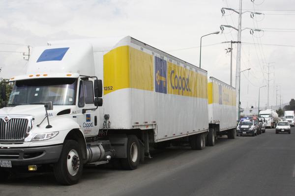 Imparable, el robo de mercancía en Puebla: IP
