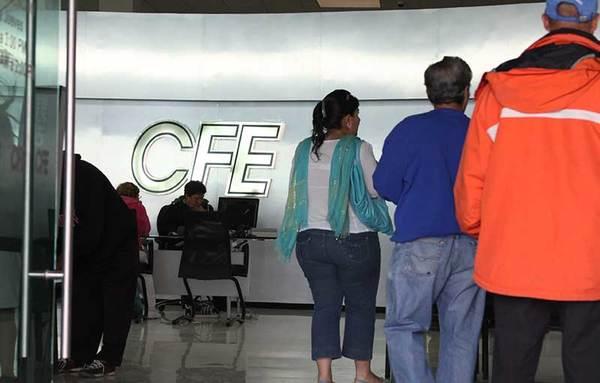 Suman 6 alcaldías de Hidalgo adeudo de 42 mdp con CFE