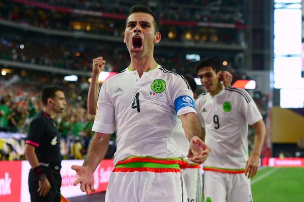 México gana 3-1 a Uruguay en la Copa América Centenario 2016