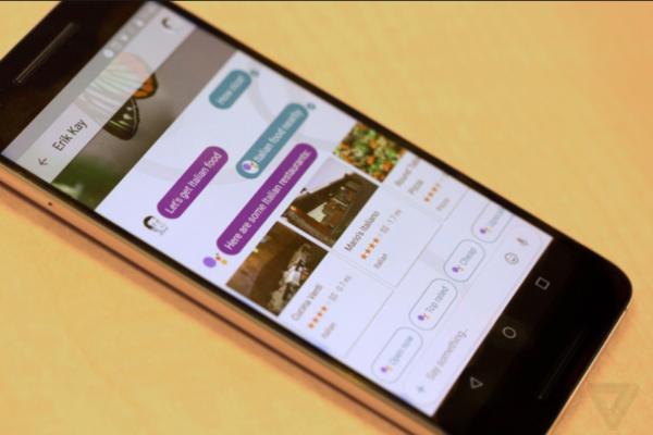 """Google lanza """"Allo"""" para competir con WhatsApp de Facebook"""