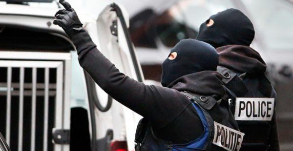 Tiroteo en Bruselas durante redada antiterrorista