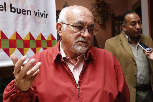 """Es un """"ridículo"""" Ricardo Jiménez, candidato independiente"""