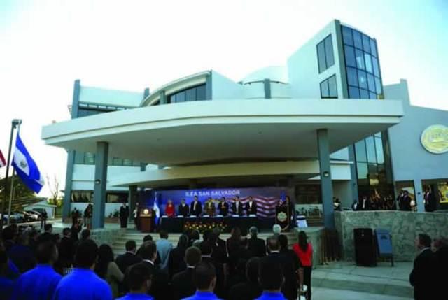 La ILEA en El Salvador: ¿academia de policíao escuela de represión?