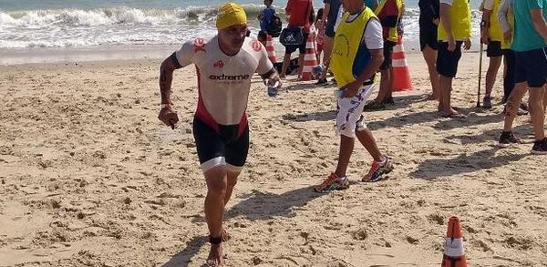 Triatleta brasileño hallado muerto tras desaparecer en medio de competencia