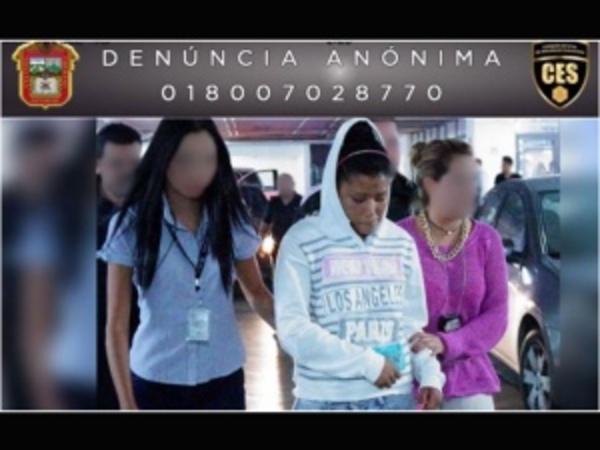 Detienen a la supuesta degolladora de Chimalhuacán