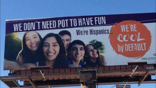 Campaña anti-marihuana es retirada en EE.UU. por usar a hispanos