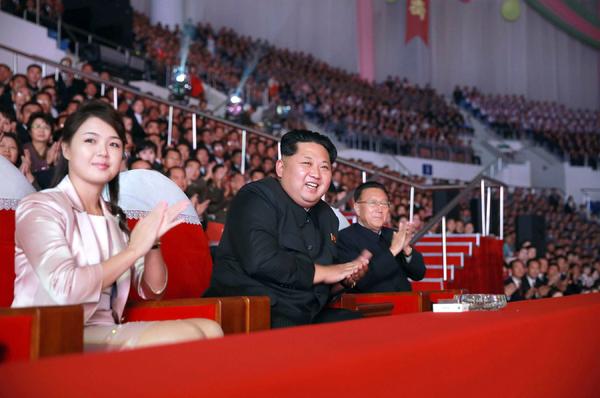 Reportan el nacimiento del tercer hijo de  Kim Jong Un