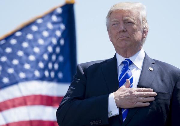 Todo está mal en Washington bajo el régimen de Trump