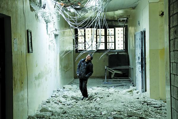 Jaque mate en Siria