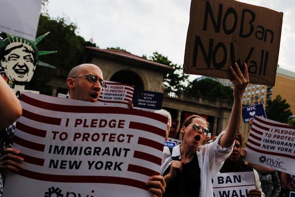 Bajan a 45,000 el umbral de refugiados en EE.UU. para 2018