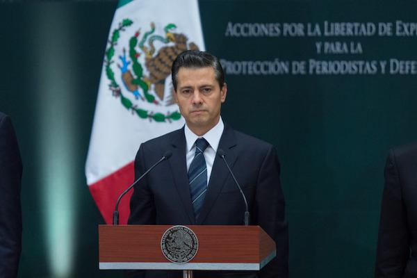 Me siento espiado: Peña Nieto