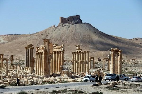 """Pese a """"graves daños"""", Palmira preserva integridad: UNESCO"""