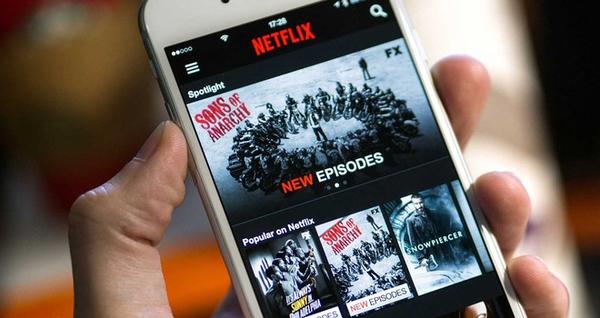 """Lanza Netflix nueva app para mejorar """"streaming"""" desde celulares"""